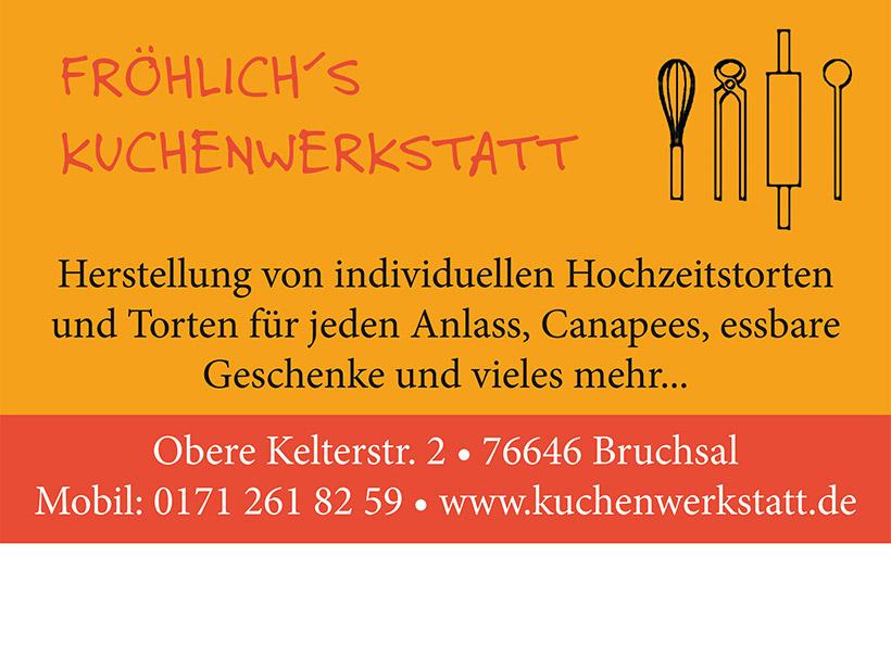 Fröhlich\'s Kuchenwerkstatt