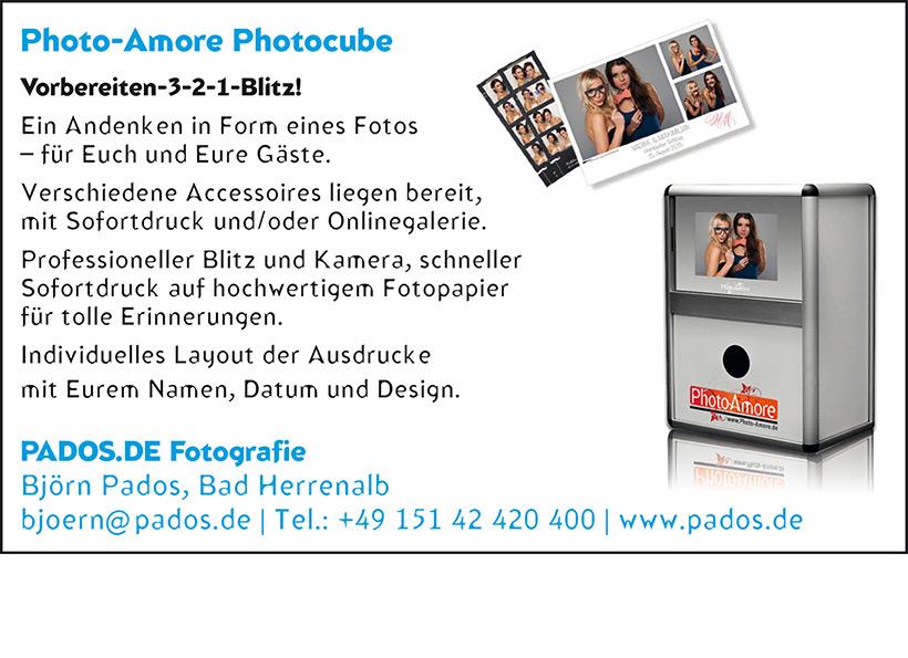 Photo Amore Photocube