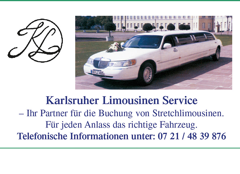 Karlsruher Limousinen Service