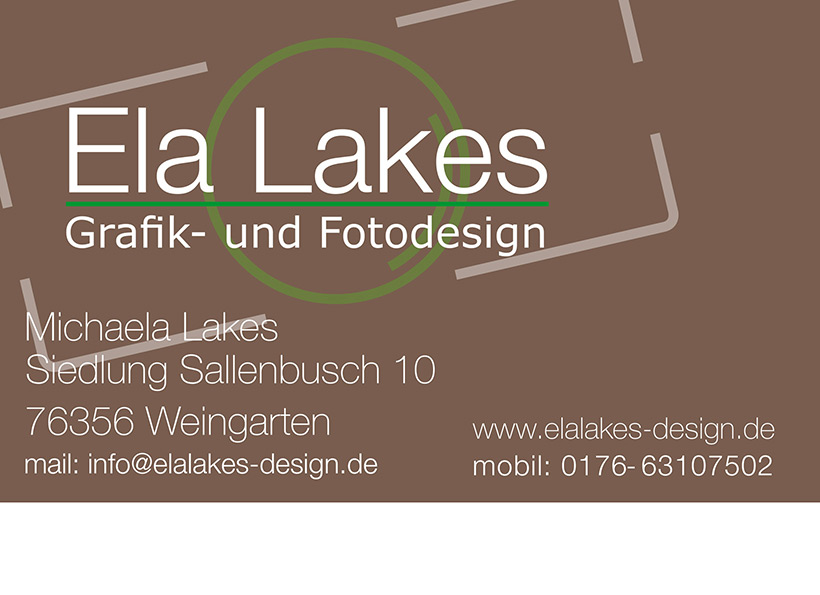 Ela Lakes Design