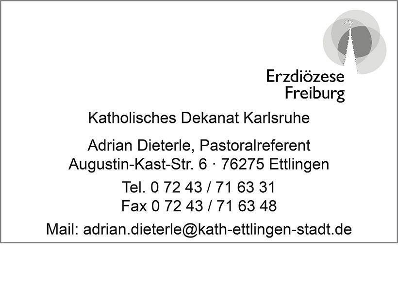 Katholisches Dekanat Karlsruhe