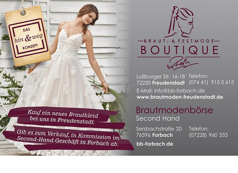 Brautmodenbörse Second Hand